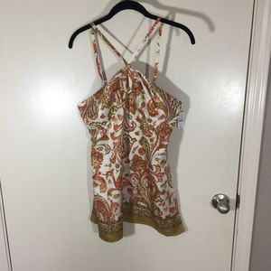 Talbots NWT top size 10